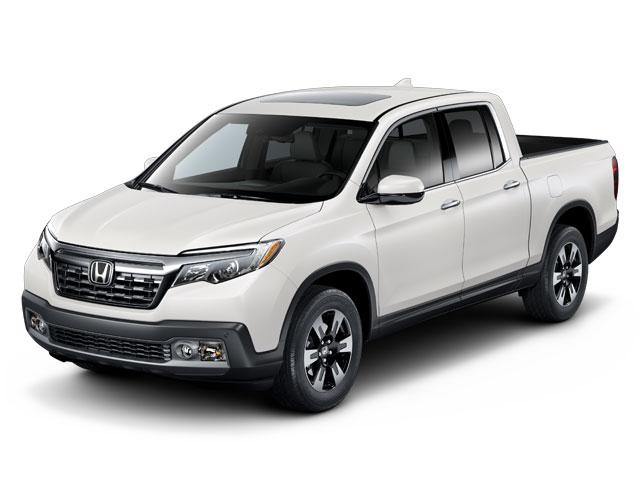 2017 Honda Ridgeline YK3F7HKNW RTL-E Automatic White Beige All Wheel Drive LockingLimited Sli