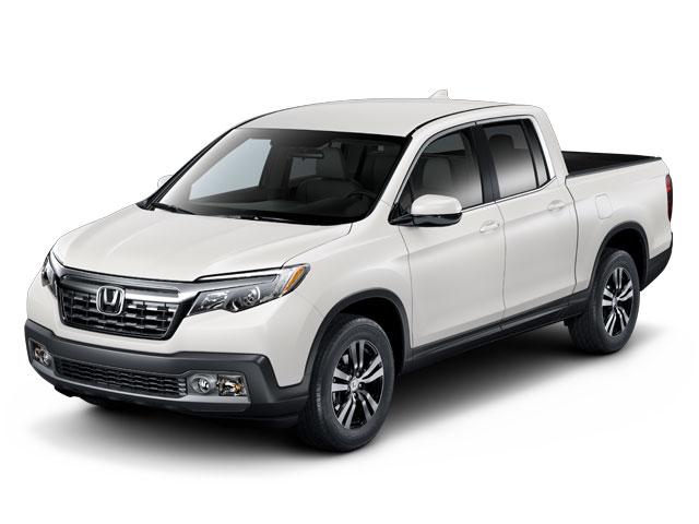 2017 Honda Ridgeline YK3F5HENW RTL Automatic White Beige All Wheel Drive LockingLimited Slip