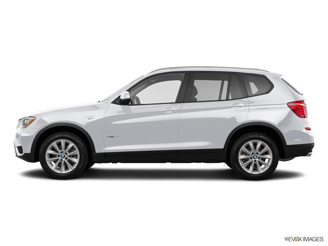 2016 BMW X3 sDrive28i
