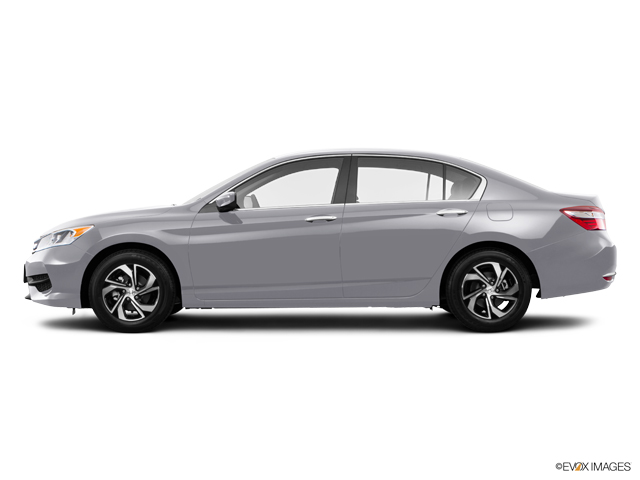 2016 Honda Accord Sedan 4dr I4 Man LX