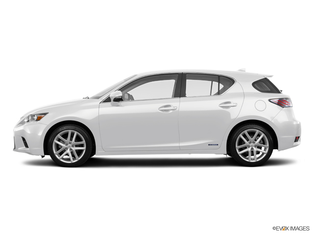 2016 Lexus CT 200h Hybrid
