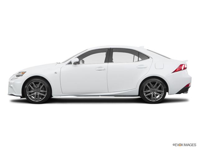 2016 Lexus IS 200t 4DR SDN IS TURBO