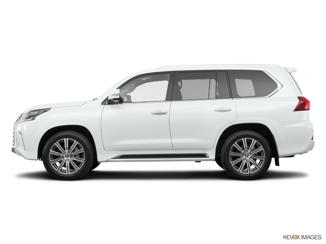 2016 Lexus LX 570 4DR SUV 4WD