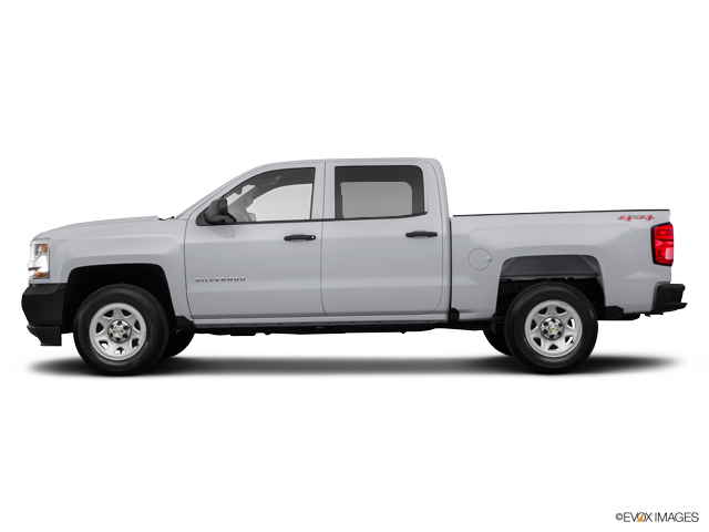 Used 2017 Chevrolet Silverado 1500 in Abilene, TX