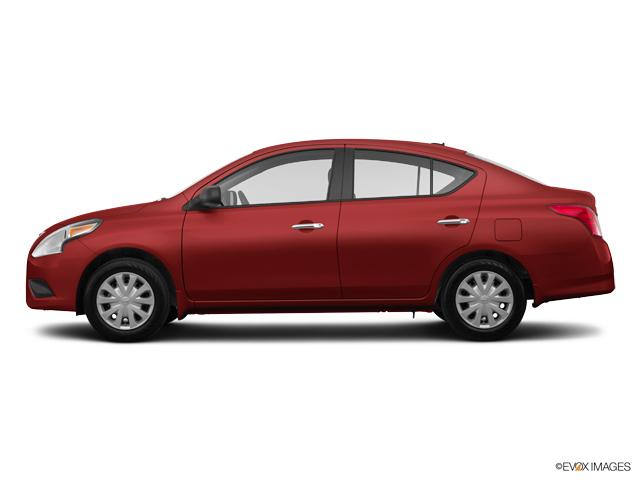 2017 Nissan Versa S Plus