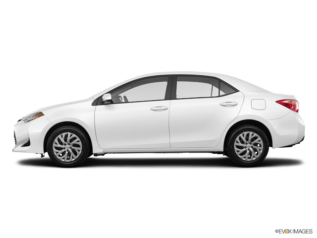 Used 2017 Toyota Corolla in Weatherford, TX