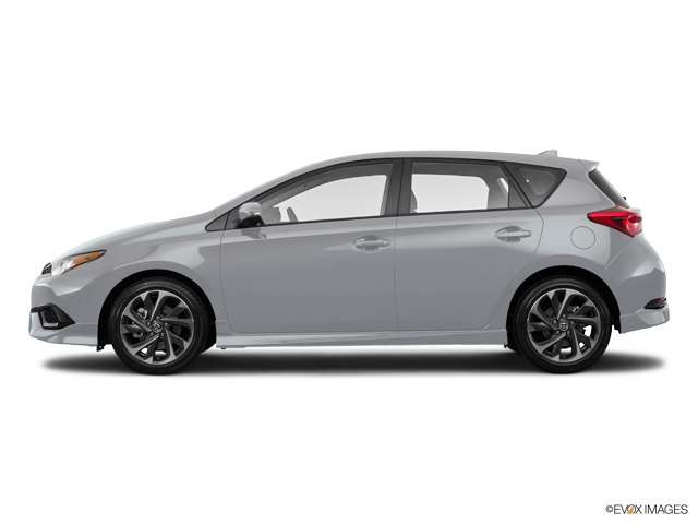 2017 Toyota Corolla iM Manual
