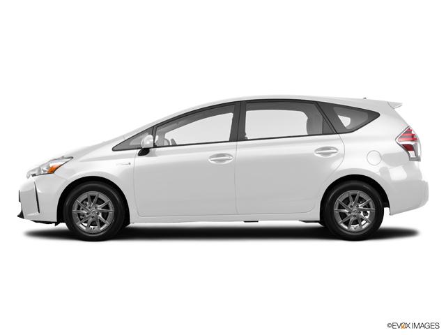 New 2017 Toyota Prius V in Danville, VA
