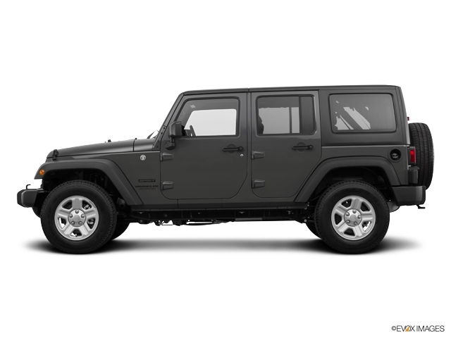 Used 2017 Jeep Wrangler Unlimited in Arlington, TX