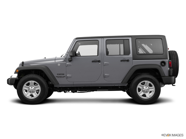 Used 2017 Jeep Wrangler Unlimited in Columbia, MO