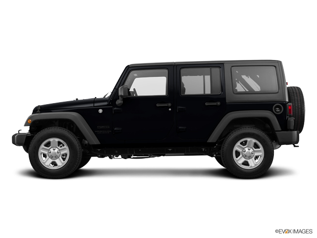 Used 2017 Jeep Wrangler Unlimited in Greeley, CO