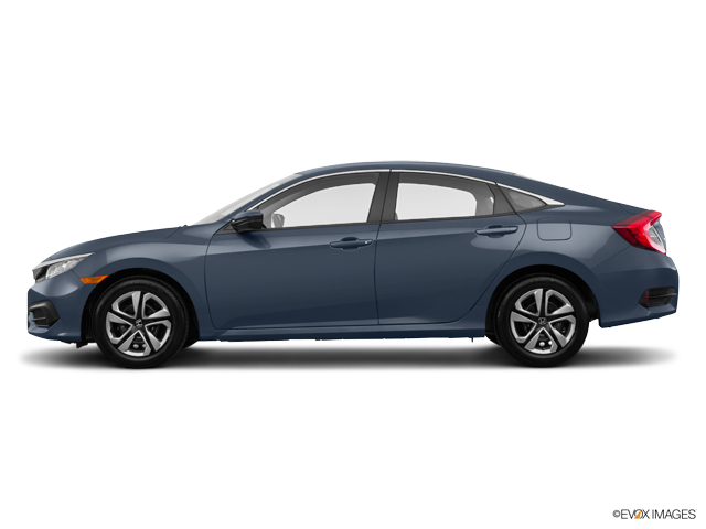Used 2017 Honda Civic Sedan in Buena Park, CA