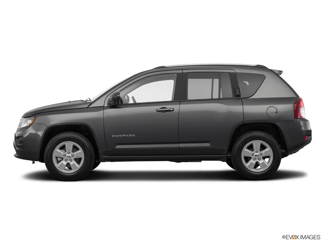 Used 2017 Jeep Compass in Columbus, Montgomery, & Prattville, AL