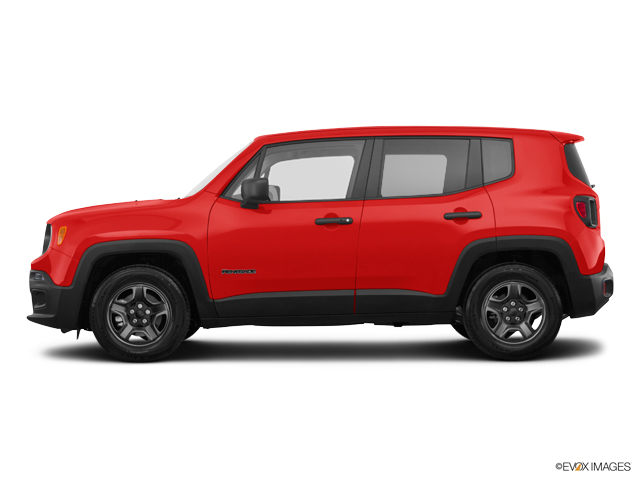 Used 2017 Jeep Renegade in Meridian, MS