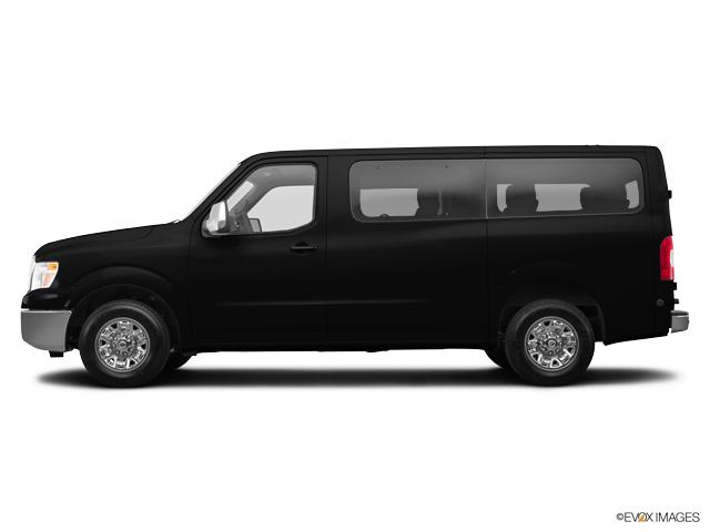 2017 Nissan NV Passenger SL