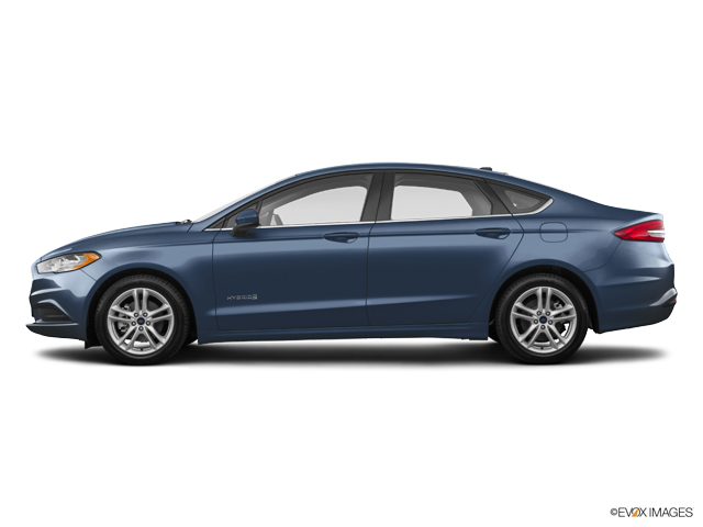 Used 2018 Ford Fusion Hybrid in Oklahoma City, OK