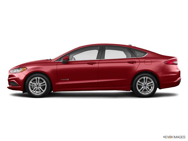 Used 2018 Ford Fusion Hybrid in New Iberia, LA