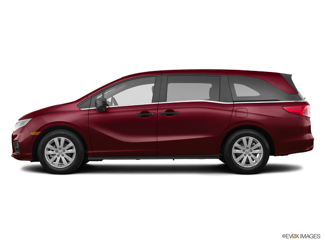 New 2018 Honda Odyssey in Akron, OH