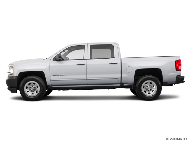 New 2018 Chevrolet Silverado 1500 in Jesup, GA