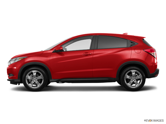 New 2018 Honda HR-V in Davis, CA