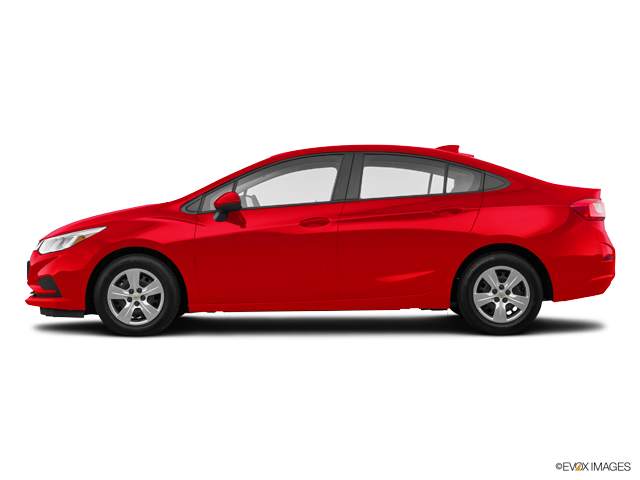 New 2018 Chevrolet Cruze in Owasso, OK