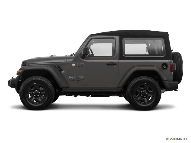 New 2018 Jeep Wrangler in St. George, UT