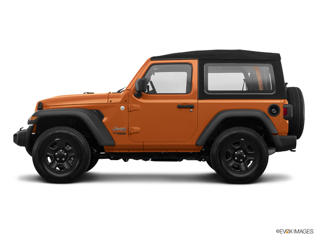 New 2018 Jeep Wrangler in Florence, AL