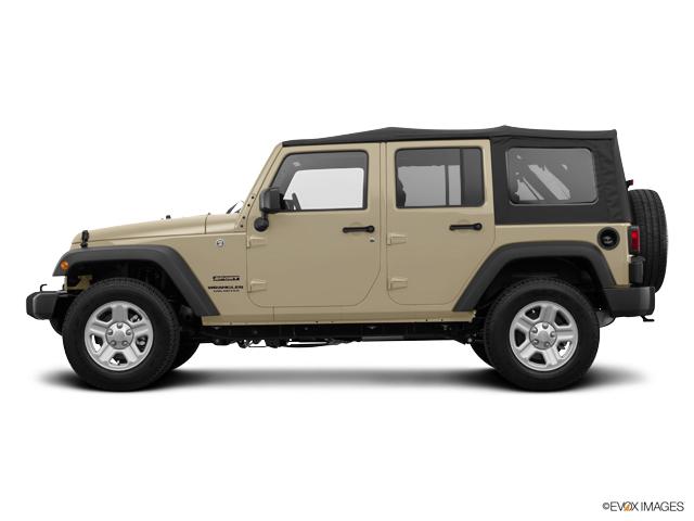 2018 Jeep Wrangler JK Unlimited Willys Wheeler W