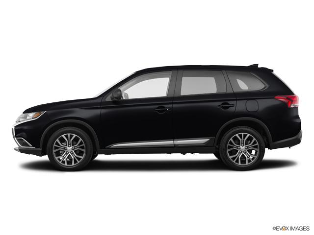 2018 Mitsubishi Outlander SE Sport Utility 4D