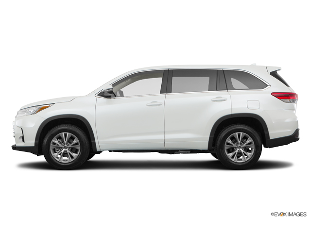 2018 Toyota Highlander Limited Platinum