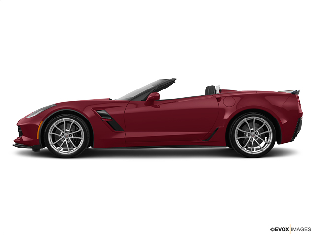 2019 Chevrolet Corvette Grand Sport 3LT