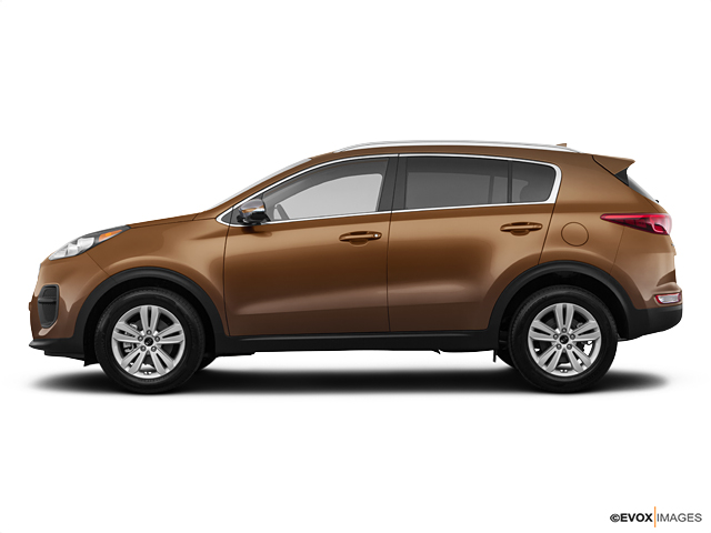 New 2019 KIA Sportage in Concord, NH