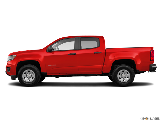 2019 Chevrolet Colorado 2WD Z71 Crew Cab