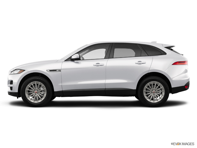 New 2019 Jaguar F-PACE in , OR