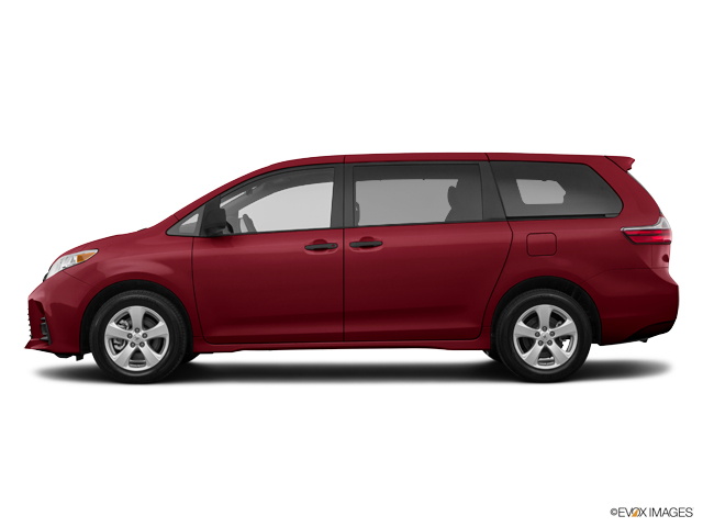 New 2019 Toyota Sienna in Columbus, MS