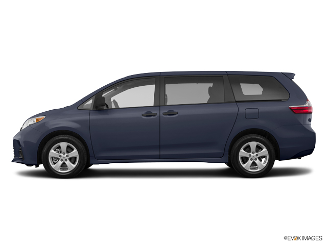 New 2019 Toyota Sienna in Westminster, CA