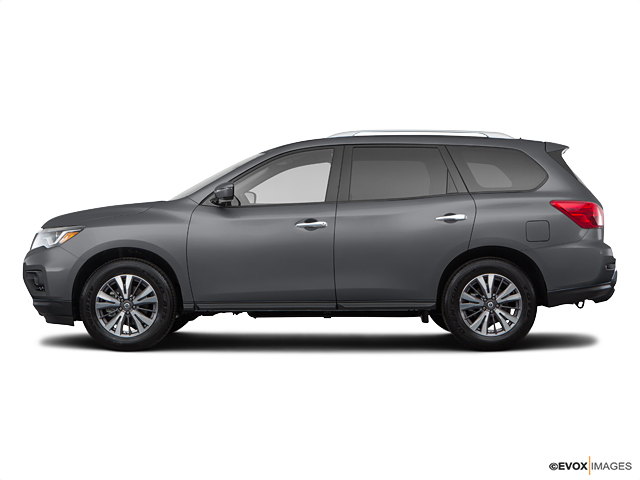 New 2019 Nissan Pathfinder in Huntsville, AL