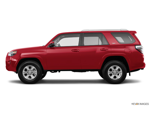 New 2019 Toyota 4Runner in Burleson, TX