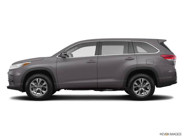 New 2019 Toyota Highlander in Brunswick, GA