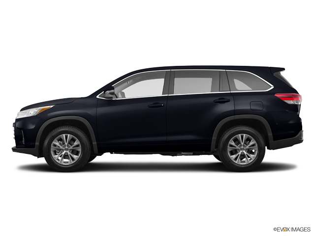 New 2019 Toyota Highlander in Burleson, TX