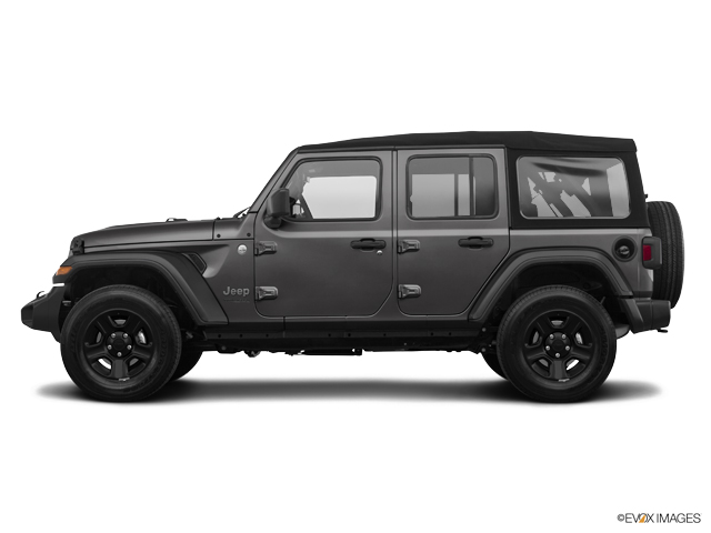 New 2019 Jeep Wrangler Unlimited in , LA