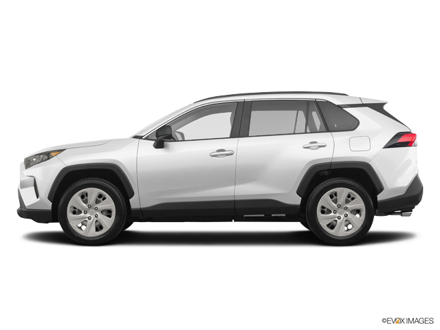 New 2019 Toyota RAV4 in Gilroy, CA