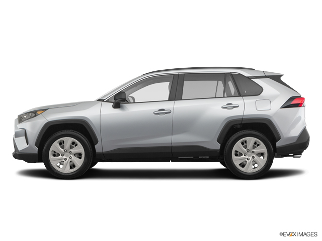 New 2019 Toyota RAV4 in Burleson, TX