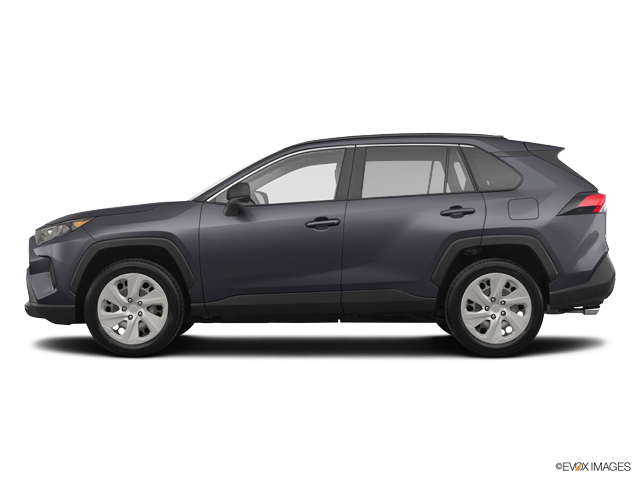 New 2019 Toyota RAV4 in Weatherford, TX
