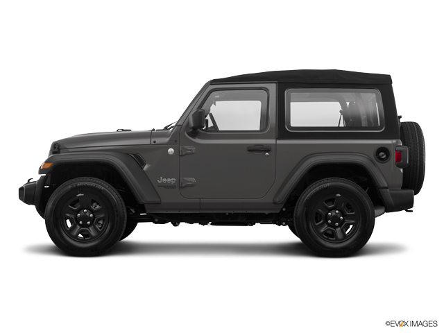 New 2019 Jeep Wrangler in St. George, UT