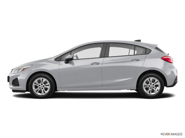 New 2019 Chevrolet Cruze in Spartanburg, SC