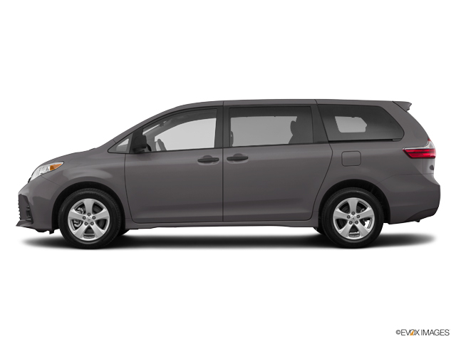 New 2020 Toyota Sienna in Burleson, TX