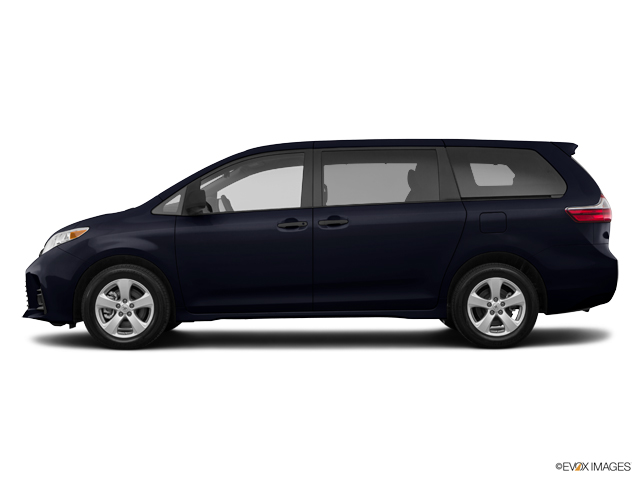 New 2020 Toyota Sienna in Jackson, MS