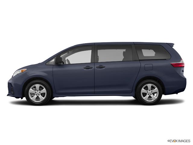 New 2020 Toyota Sienna in Harrisburg, PA