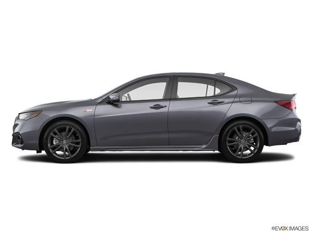 2018 Acura TLX with A-SPEC Pkg